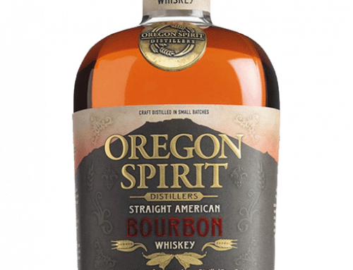 Oregon Spirit Distillers Straight American Bourbon Whiskey